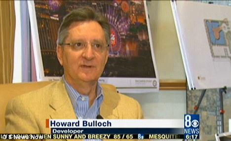 howard bulloch